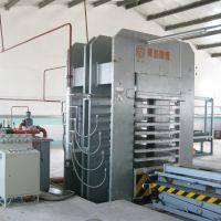 供应青岛国森机械生产绝缘板热压机成套设备