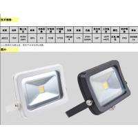 厂家泛光灯广告投射灯新款户外照明方形集成200W大功率led投光灯
