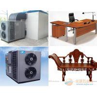 家具木材食品烘干除湿一体机空气能热泵烘干机优于传统烘干工艺