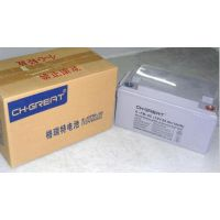 格瑞特蓄电池12v150ah格瑞特(CH.GREAT)6-gfm-150蓄电池