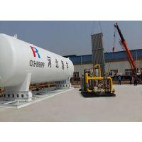 60立方卧式0.8mpaLNG储罐厂家——四川许润能源