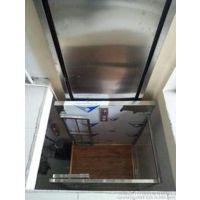 济南伟晨SJD0.3—3.2二层小型电梯、速度4—6米/s=复式阁楼3.2米升降电梯