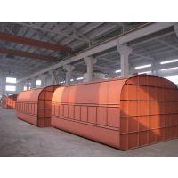江苏圣泰钢衬塑内河船用运输罐 化学品运输船 船运罐