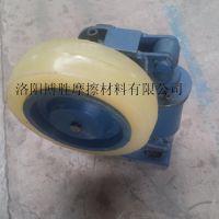 矿用优质耐磨滚轮滚耳 罐耳聚氨酯胶圈厂家定制