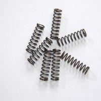 安美供应优质压簧 不锈钢压簧 定做0.1-3.0线径压缩弹簧
