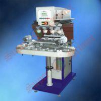 供应恒晖机器厂家直售移印机SP-8510D 气动输送带五色移印机高质量操作简单