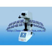 华银HV-50A高精度维氏硬度计 华银维氏硬度计生产厂家的价格
