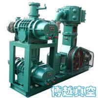 罗茨无油立式真空泵机组(真空泵)