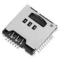 產品分類 > SIM卡連接器 > SIM-001