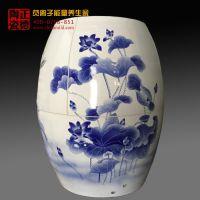 景德镇陶瓷养生瓮定做厂家 专业生产陶瓷养生瓮