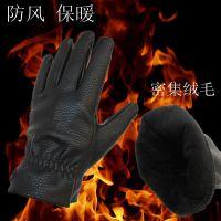 新正品保暖手套 摩托车手套冬季防寒防水 电动车防风手套男女