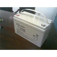 鸿贝蓄电池FM/BB12100T 鸿贝电池12V100AH铅酸电池报价