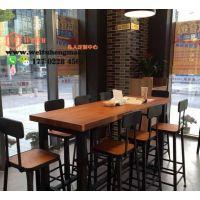 天津串吧餐桌椅 天津重庆小面餐桌椅 天津料理店餐桌椅