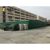 中赛盛Q235定做帐篷,移动大型雨棚,伸缩雨棚,推拉伸缩雨棚,可收雨棚