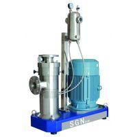供应GMD2000超高速纳米氧化锌研磨分散设备