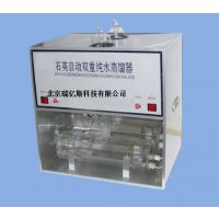 IK-N79石英双重纯水蒸馏器生产哪里购买怎么使用价格多少生产厂家使用说明安装操作使用流程