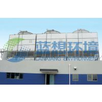 山东厂家供应蓝想玻璃钢模块化冷却塔 玻璃钢模块化冷却塔厂家