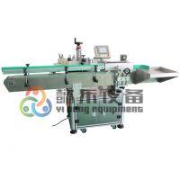 食用油贴标机 三面贴标机 厂家定制型机器