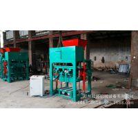 全自动水泥垫块机 路面砖机 水泥垫块机 液压花砖机 透水砖机