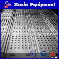 热镀锌跳板安装示意图 脚手架配件 建筑踏板