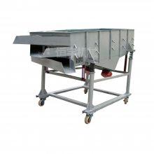 石英砂筛选分级设备 石英砂直线振动筛 多种型号可定制 厂家直销