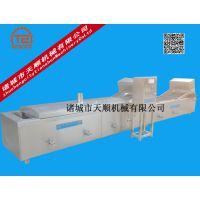 TSSC-5800型连续水浴式设备红肠上色机【红肠上色机械设备】