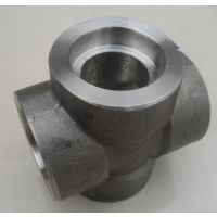 任隆供应ASTM A105 碳钢承插焊四通