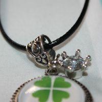 欧美外贸复古饰品 TFBOYS时光宝石项链 速卖通热卖爆款