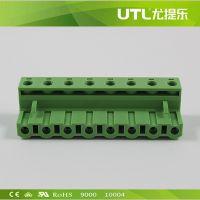 厂家直销MA2.5/H7.62  插拔式接线端子 线路板端子 接线端子