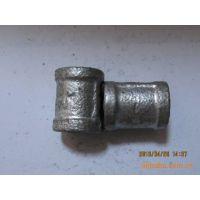 供应3/8三通弯头批发水道消防配件镀锌玛钢管件厂家直销沟槽管件
