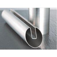 316L不锈钢槽管规格,订做不锈钢方槽管,不锈钢椭圆槽管价格,底价出售拉丝不锈钢凹槽管