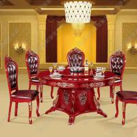 热卖 实木火锅桌 连锁店餐桌 实木火锅餐桌椅组合 厂家定做