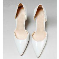 小型皮鞋厂承接来图片样板定制精品女鞋