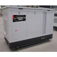 防冻液冷却30KW汽油发电机
