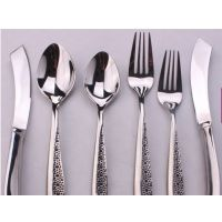 【美国正品】CLEO欧式西餐餐具 五星级酒店不锈钢刀叉勺