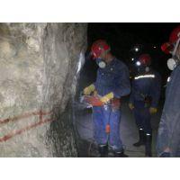 轻便式地下矿山地质取样刻槽机