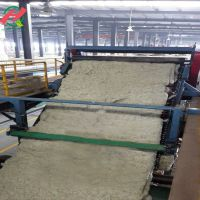 广东HQ603制造安装调试保温材料岩棉玻璃棉生产线 岩棉大型生产线