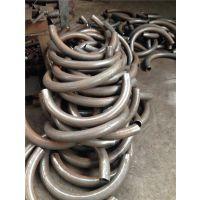 贵州镀锌弯管、镀锌弯管加工(图)、穿线镀锌弯管