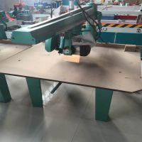 厂家直销木工机械圆盘锯 精密手拉锯 木工万能摇臂锯
