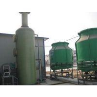 锅炉专用玻璃钢脱硫除尘器