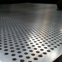 鸿运达现货供应 304不锈钢冲孔网 1*2m抗腐蚀5孔3距冲孔板圆孔网 量大从优