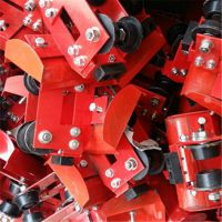 汇思达工字钢电缆滑车GHC-10#电缆滑车 扬州品牌制造