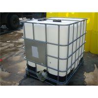 供应【厂家直销】塑料吨桶 1000L塑料桶 1000升塑胶叉车桶