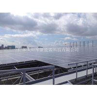 太阳能发电站-深圳龙华富士康园区2MW屋顶光伏电站