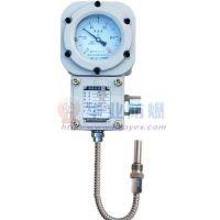 WTY-205 Z 带远传压力式温度计华业防爆仪表张衡牌指针指示测温仪表