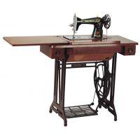 老式缝纫机架 脚踏缝纫机支架 机架台面 老式缝纫机台板蜻蜓牌