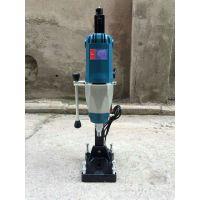 供应水钻机 恒久电动工具 恒久205水钻机 2800瓦大扭矩水钻机 工程 薄壁钻孔机