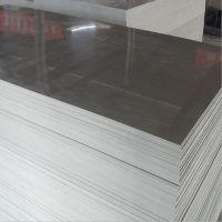 生产耐酸碱pvc硬板 高质量密度PVC硬板 高强度灰色PVC硬板