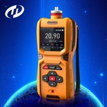 99.999%VOL泵吸四合一检测仪TD600-SH-M4|便携H2、O2、N2、He气体测定仪