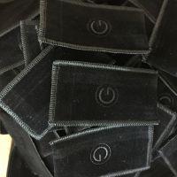 深圳绸布移动电源束口袋